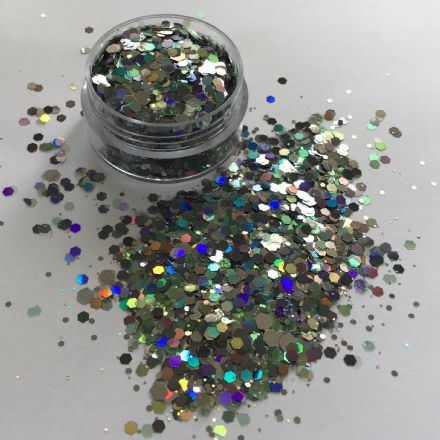 MERMAID SCALES GLITTER POT - 10g